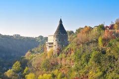 20 de octubre de 2016 - Kamianets-Podilskyi, Ucrania Imagenes de archivo