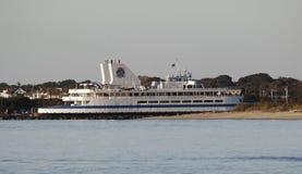 10 de octubre de 2015 transbordador de Cape May Lewes Imagen de archivo libre de regalías