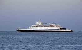 10 de octubre de 2015 transbordador de Cape May Lewes Fotografía de archivo libre de regalías