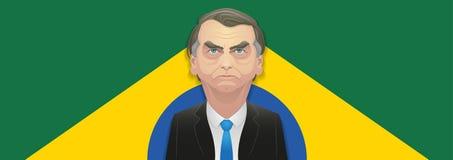 17 de octubre de 2018 - Jair Bolsonaro Candidato de la derecha