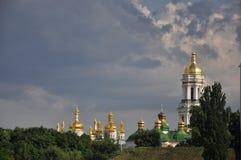De Oekraïne, Kiev, Kiev-Pechersk Lavra, Stock Afbeeldingen