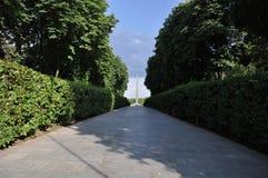 De Oekraïne, Kiev, Park van Glorie royalty-vrije stock foto
