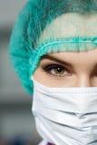 De ogen van artsen Royalty-vrije Stock Afbeelding