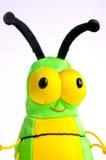 De ogen van het insect Stock Foto