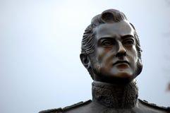 de oknówka Generał Jose San Zdjęcia Royalty Free