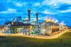 De olie is een belangrijke energie Stock Afbeeldingen