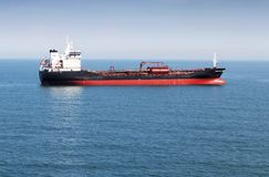 De Olie en Chemische Tanker Mona Swan van Unitankers royalty-vrije stock fotografie