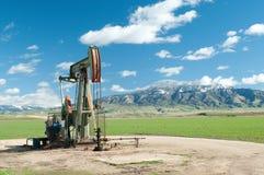 De Olie van Bakersfield Stock Fotografie