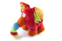 De olifant van de pluche Royalty-vrije Stock Afbeeldingen