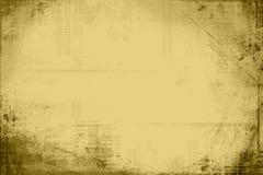 De olijfachtergrond van Grunge