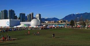 De Olympische Horizon 2010 van Vancouver Royalty-vrije Stock Foto
