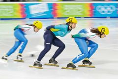 De Olympische Spelen 2012 van de jeugd Royalty-vrije Stock Afbeeldingen