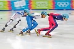 De Olympische Spelen 2012 van de jeugd Stock Afbeelding