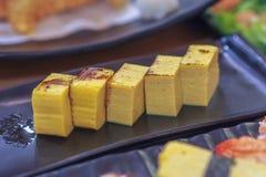 De omelet van Japan Stock Foto
