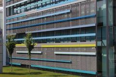 De omgeving van Milaan Stock Foto