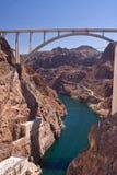 De omleiding van de Dam van Hoover Royalty-vrije Stock Foto