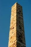 De ommuurde Obelisk Royalty-vrije Stock Afbeeldingen
