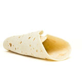 De Omslag van de tortilla royalty-vrije stock fotografie
