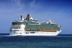 De Onafhankelijkheid van de cruise van het Overzees Royalty-vrije Stock Foto's