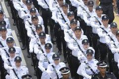 De Onafhankelijkheid van Maleisië dag achtenvijftigste royalty-vrije stock fotografie