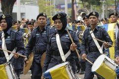 De Onafhankelijkheid van Maleisië dag achtenvijftigste stock afbeeldingen