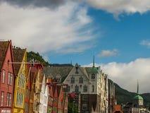 De Onafhankelijkheidsdag van Noorwegen royalty-vrije stock foto's
