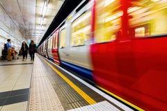 De Ondergrondse post van Londen in Londen, het UK Stock Foto's