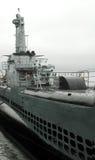 De onderzeeër van Pampanito Stock Afbeelding