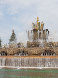 De ongebruikelijke Bloem van de Fonteinsteen Royalty-vrije Stock Foto
