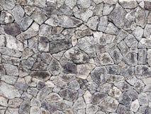 De ongelijke geweven achtergrond van de de steenmuur van de schalielei Stock Afbeelding