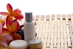 De ontspanning van Aromatherapy en van het kuuroord stock afbeelding