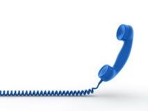 De ontvanger van de telefoon vector illustratie