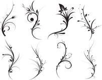 De ontwerpen van de stencil vector illustratie