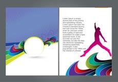 De ontwerpen van het malplaatje Royalty-vrije Stock Fotografie