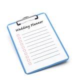 De Ontwerper van het huwelijk Stock Foto's