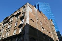 De ontwikkeling van de architectuur Royalty-vrije Stock Foto's