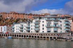 De ontwikkeling van Harbourside Stock Foto's