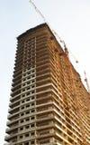 De onvolledige bouw Royalty-vrije Stock Afbeelding