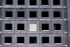 De onvolledige bouw Royalty-vrije Stock Foto's