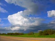 De Onweersbui van Illinois Stock Afbeeldingen
