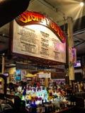 De Onzorgvuldige Joes Bar van Key West Stock Afbeeldingen