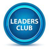 De Oogappel Blauwe Ronde Knoop van de leidersclub royalty-vrije illustratie