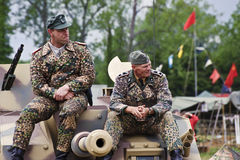 De oorlog en de Vrede tonen 2011 Royalty-vrije Stock Fotografie