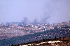 2006 de Oorlog van Libanon Stock Foto
