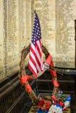 De oorlogsgedenkteken van Cleveland Stock Afbeeldingen