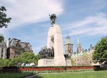De Oorlogsgedenkteken 2008 van Ottawa Stock Afbeeldingen