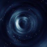 De oorsprong van de spiraalvormige melkweg Stock Afbeeldingen