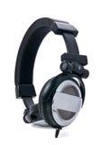 De oortelefoons van de studio Royalty-vrije Stock Foto's