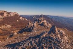 De Oost-Krim mountains_6 Stock Foto