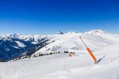 De Oostenrijkse Winter Royalty-vrije Stock Afbeelding